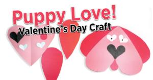 Puppy Love Craft